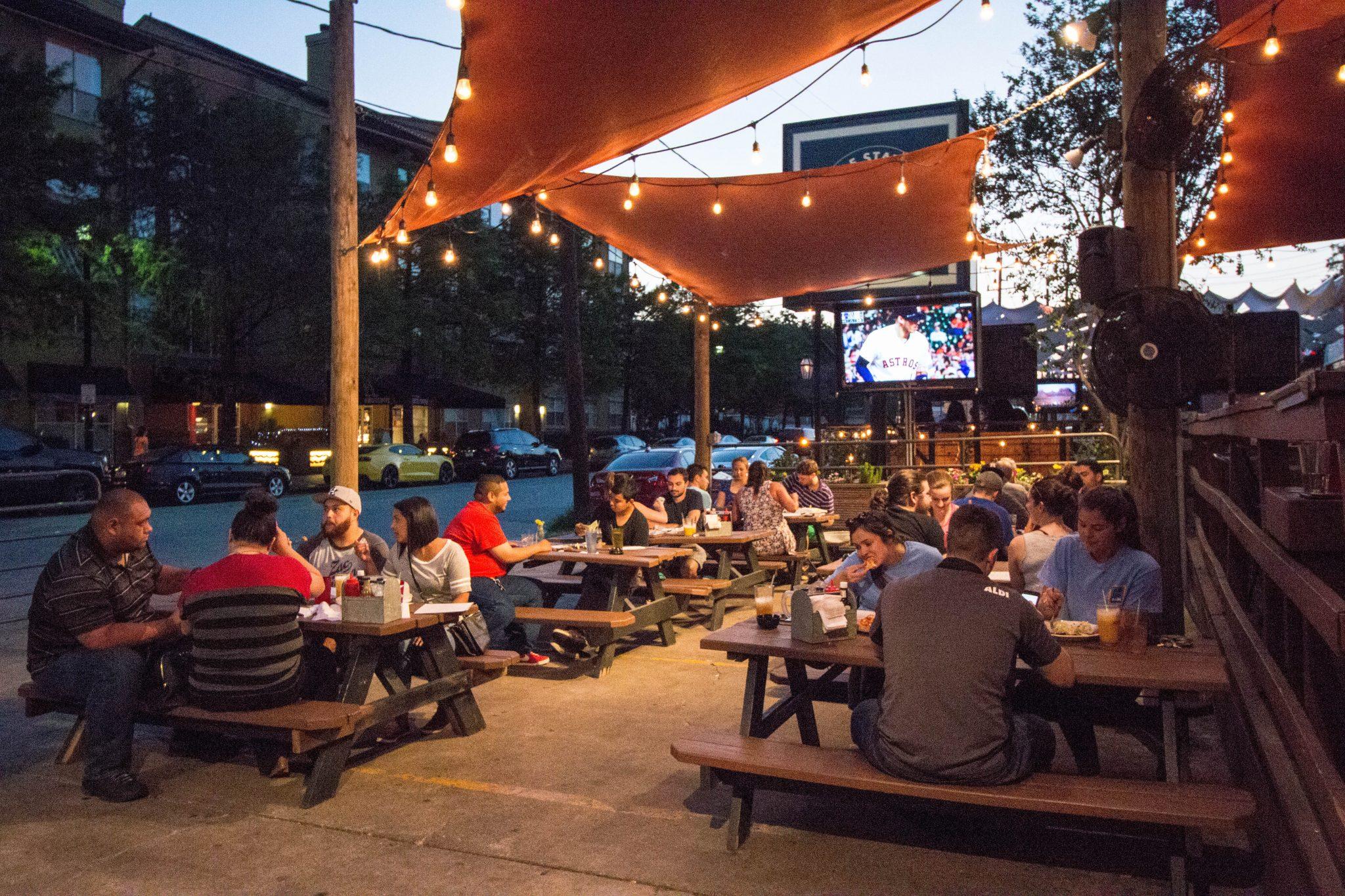 Open  Hours Food Houston